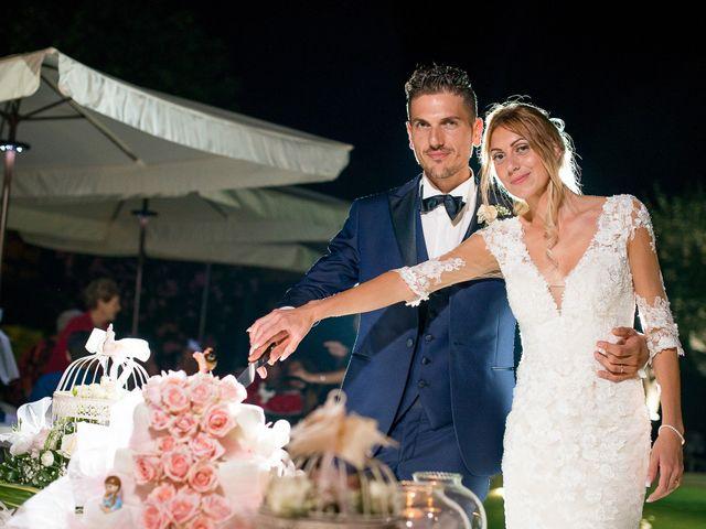 Il matrimonio di Marco e Melissa a Peccioli, Pisa 38