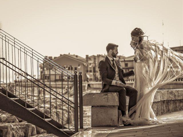 Il matrimonio di Francesco e Sophia a Caorle, Venezia 23