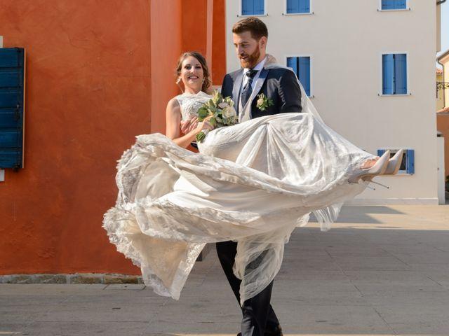 Il matrimonio di Francesco e Sophia a Caorle, Venezia 33