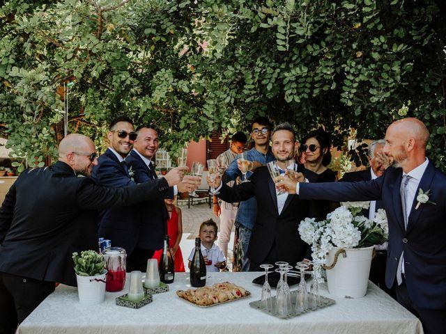 Il matrimonio di Fabio e Celeste a Botrugno, Lecce 2