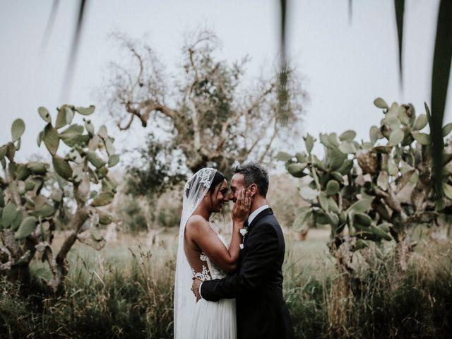 Il matrimonio di Fabio e Celeste a Botrugno, Lecce 15