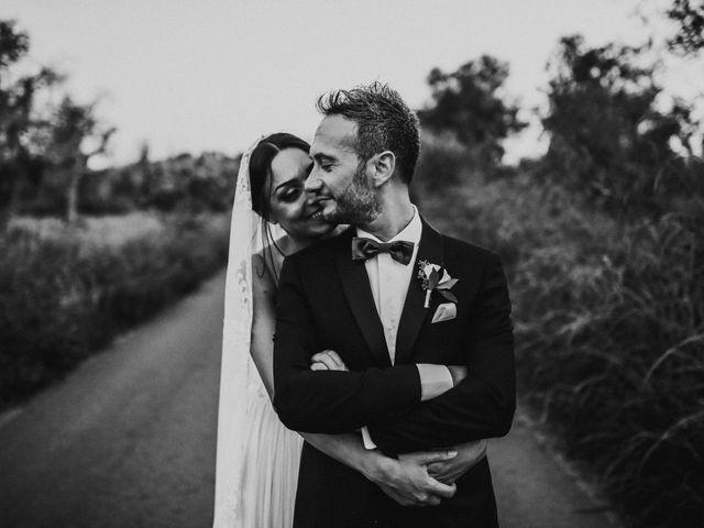 Il matrimonio di Fabio e Celeste a Botrugno, Lecce 17