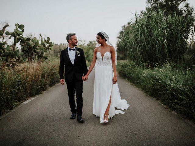 Il matrimonio di Fabio e Celeste a Botrugno, Lecce 18