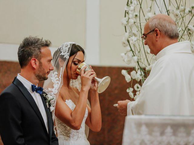 Il matrimonio di Fabio e Celeste a Botrugno, Lecce 19