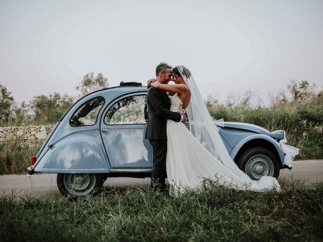 Il matrimonio di Fabio e Celeste a Botrugno, Lecce 20