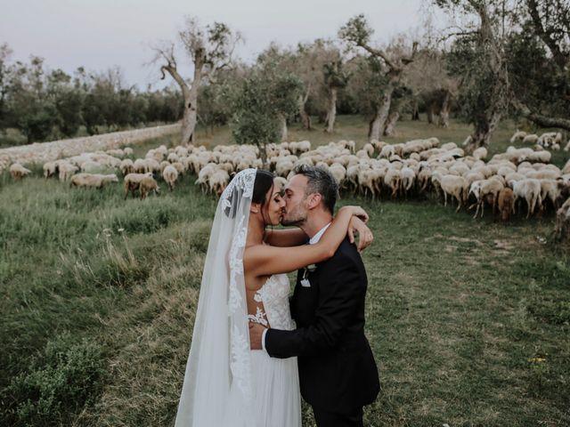 Il matrimonio di Fabio e Celeste a Botrugno, Lecce 21