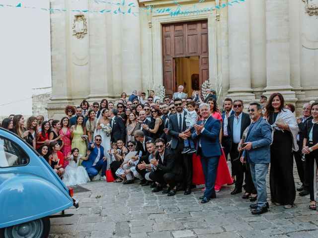 Il matrimonio di Fabio e Celeste a Botrugno, Lecce 22