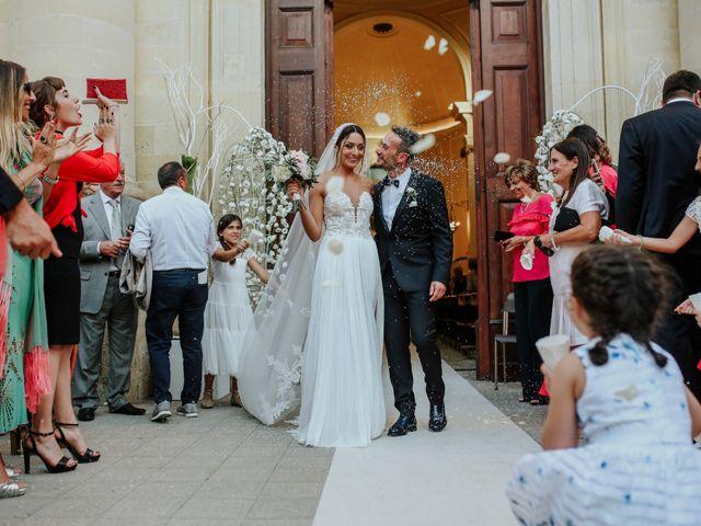 Il matrimonio di Fabio e Celeste a Botrugno, Lecce 24
