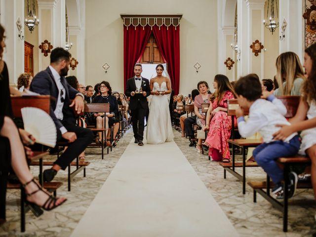 Il matrimonio di Fabio e Celeste a Botrugno, Lecce 25