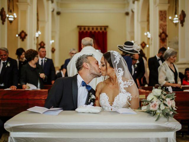 Il matrimonio di Fabio e Celeste a Botrugno, Lecce 26