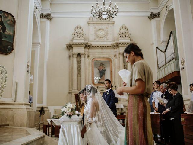 Il matrimonio di Fabio e Celeste a Botrugno, Lecce 27