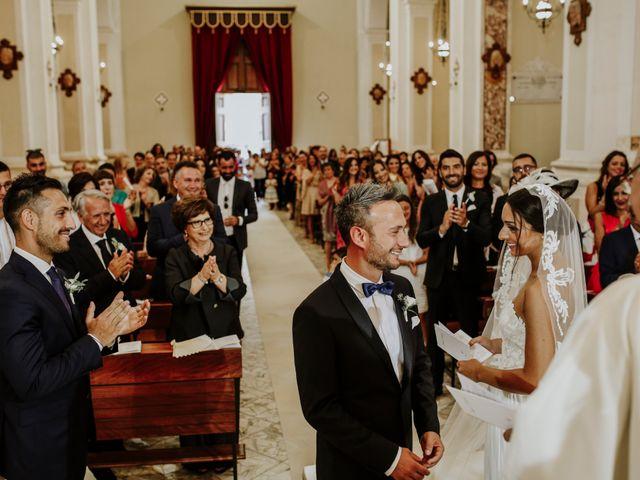 Il matrimonio di Fabio e Celeste a Botrugno, Lecce 28