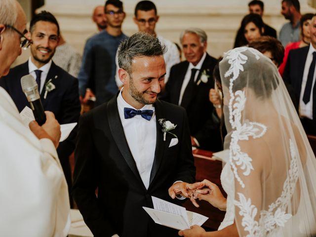Il matrimonio di Fabio e Celeste a Botrugno, Lecce 29