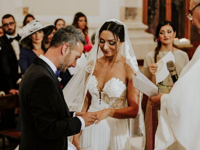 Il matrimonio di Fabio e Celeste a Botrugno, Lecce 30