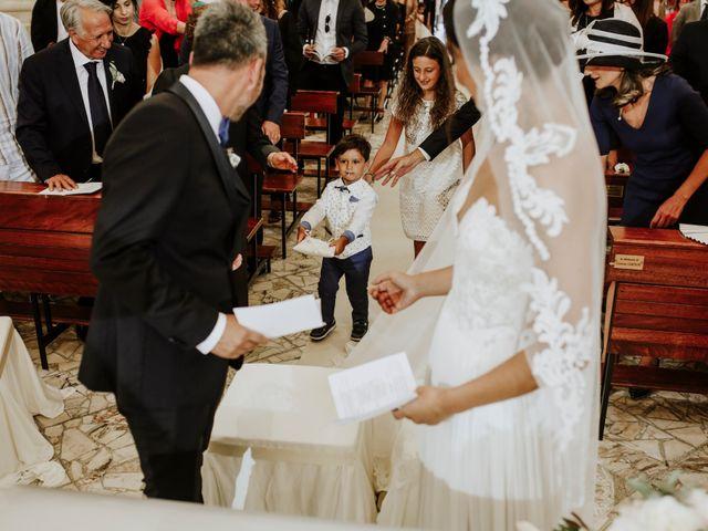 Il matrimonio di Fabio e Celeste a Botrugno, Lecce 31