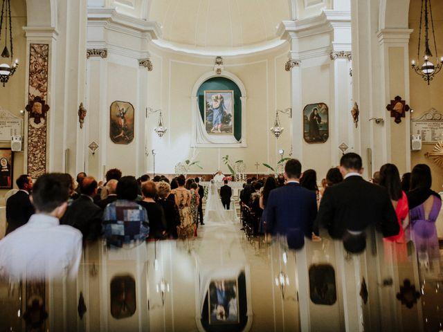 Il matrimonio di Fabio e Celeste a Botrugno, Lecce 32