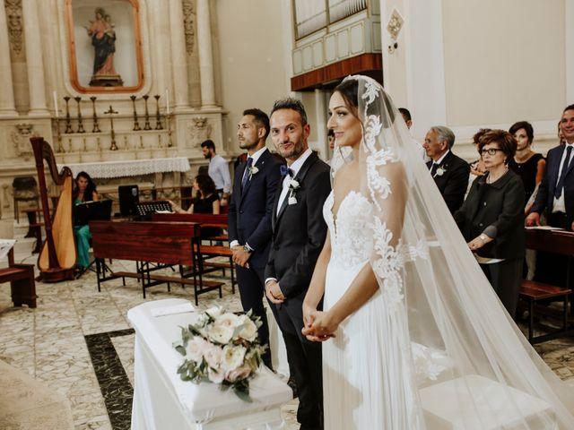 Il matrimonio di Fabio e Celeste a Botrugno, Lecce 33