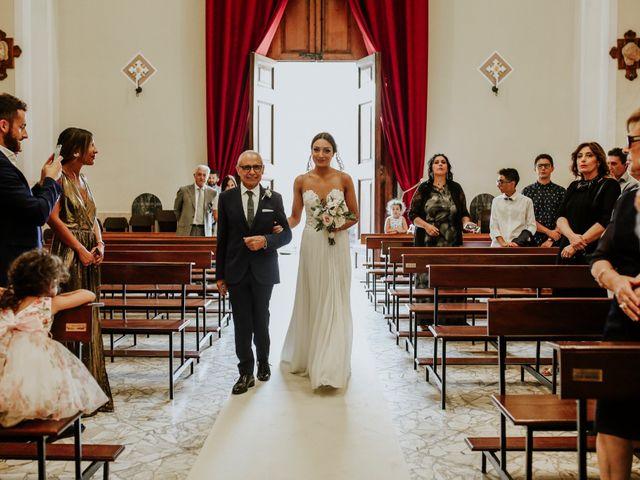 Il matrimonio di Fabio e Celeste a Botrugno, Lecce 34