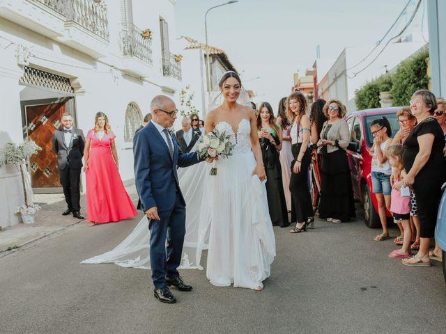 Il matrimonio di Fabio e Celeste a Botrugno, Lecce 36