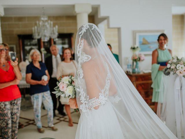Il matrimonio di Fabio e Celeste a Botrugno, Lecce 41