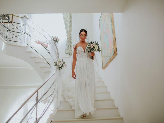 Il matrimonio di Fabio e Celeste a Botrugno, Lecce 42