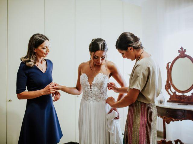 Il matrimonio di Fabio e Celeste a Botrugno, Lecce 44