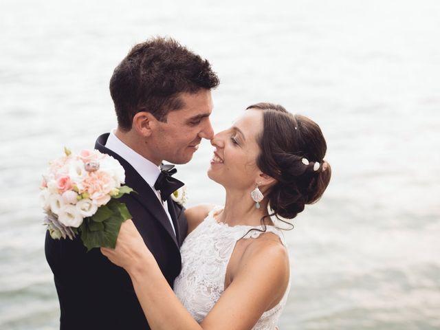 Le nozze di Michela e Riccardo