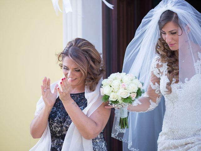Il matrimonio di Gianluca e Alessandra a Lecce, Lecce 16