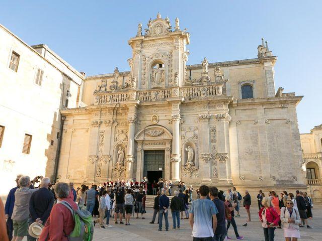 Il matrimonio di Gianluca e Alessandra a Lecce, Lecce 19