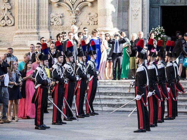 Il matrimonio di Gianluca e Alessandra a Lecce, Lecce 20