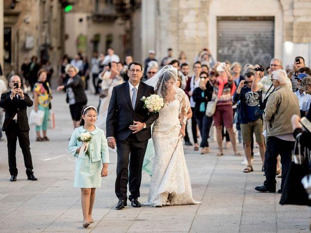 Il matrimonio di Gianluca e Alessandra a Lecce, Lecce 21