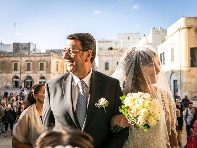 Il matrimonio di Gianluca e Alessandra a Lecce, Lecce 22