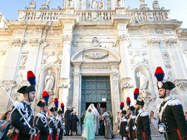 Il matrimonio di Gianluca e Alessandra a Lecce, Lecce 23