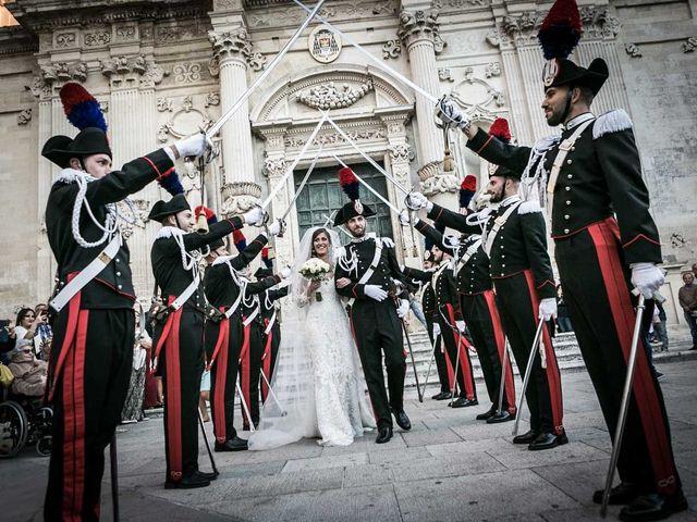 Il matrimonio di Gianluca e Alessandra a Lecce, Lecce 33
