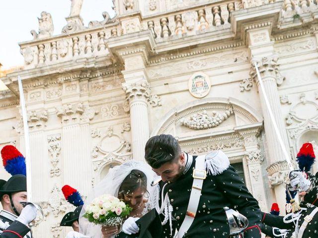 Il matrimonio di Gianluca e Alessandra a Lecce, Lecce 34