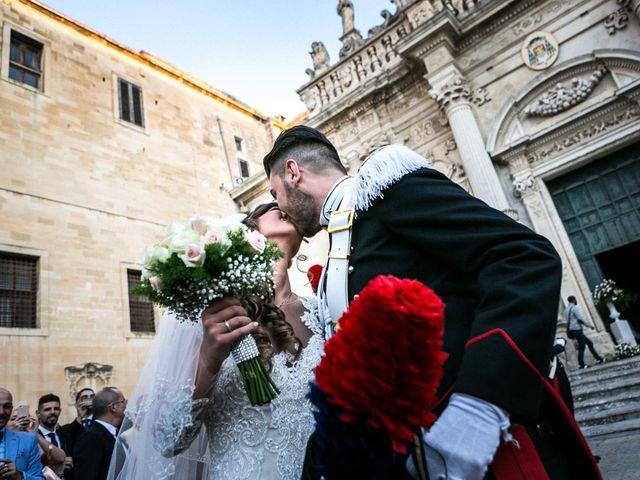 Il matrimonio di Gianluca e Alessandra a Lecce, Lecce 35