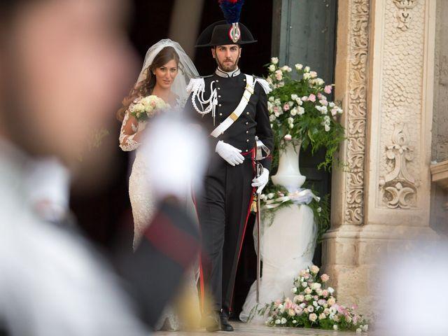 Il matrimonio di Gianluca e Alessandra a Lecce, Lecce 36