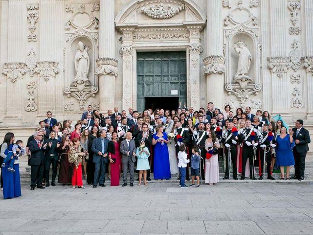 Il matrimonio di Gianluca e Alessandra a Lecce, Lecce 39