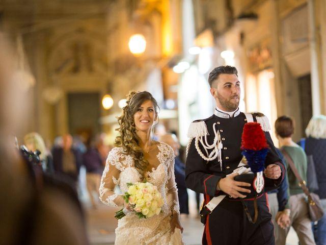 Il matrimonio di Gianluca e Alessandra a Lecce, Lecce 48