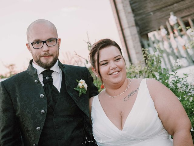 Il matrimonio di Claudio  e Elisa  a Lestizza, Udine 1