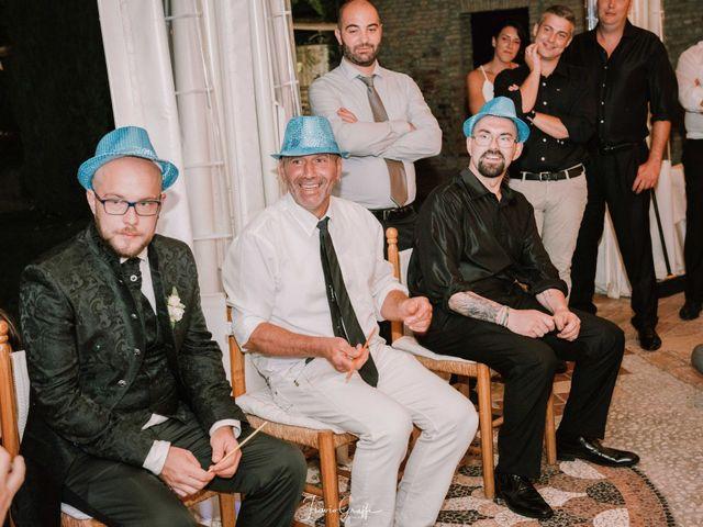 Il matrimonio di Claudio  e Elisa  a Lestizza, Udine 2