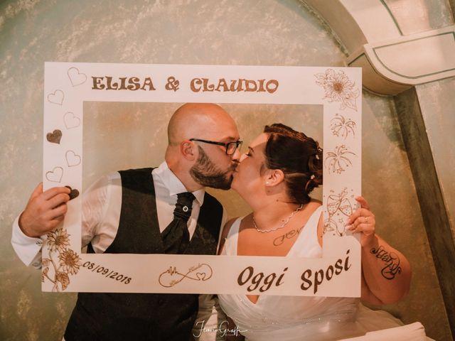 Il matrimonio di Claudio  e Elisa  a Lestizza, Udine 8