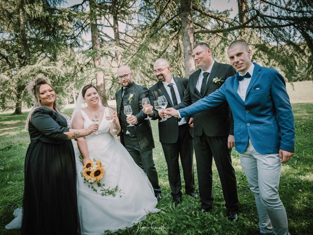 Il matrimonio di Claudio  e Elisa  a Lestizza, Udine 13