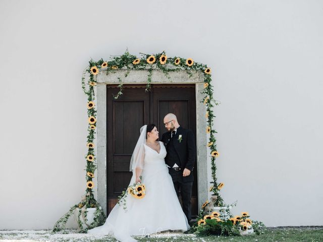 Il matrimonio di Claudio  e Elisa  a Lestizza, Udine 14