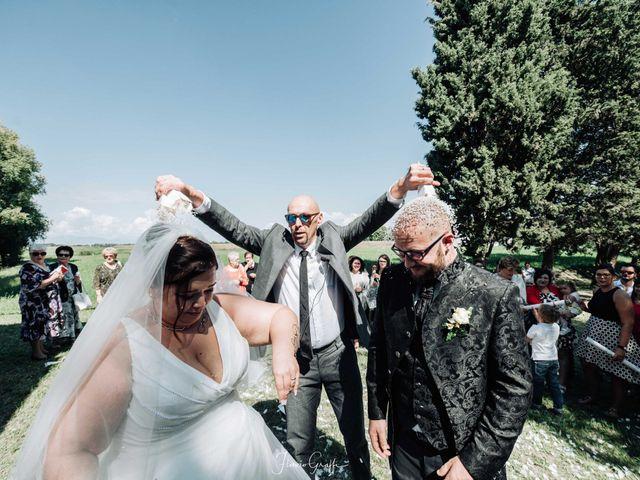 Il matrimonio di Claudio  e Elisa  a Lestizza, Udine 16