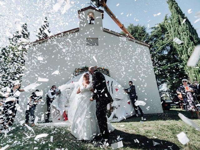 Il matrimonio di Claudio  e Elisa  a Lestizza, Udine 18