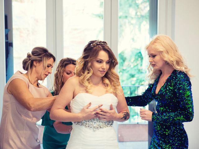 Il matrimonio di Riccardo e Daniela a Milano, Milano 34