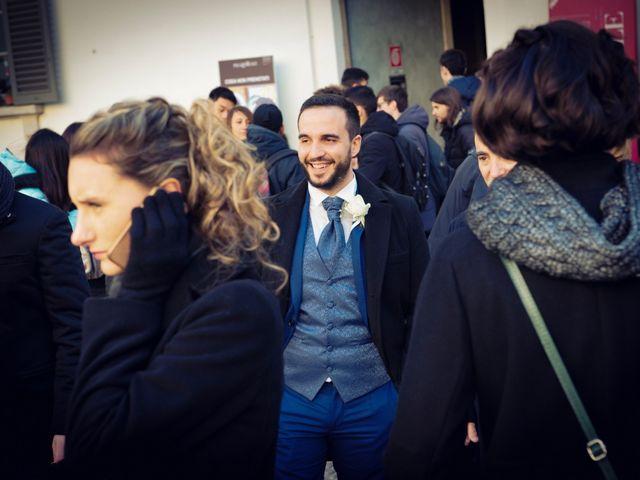 Il matrimonio di Riccardo e Daniela a Milano, Milano 50