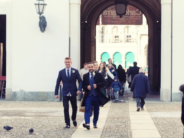Il matrimonio di Riccardo e Daniela a Milano, Milano 51