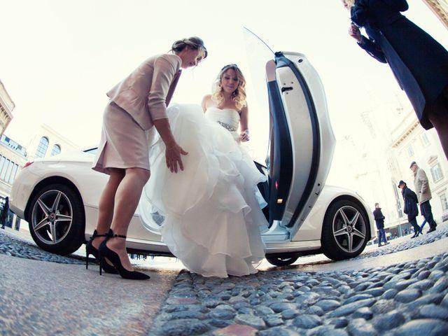 Il matrimonio di Riccardo e Daniela a Milano, Milano 55